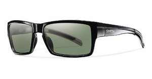 Smith OUTLIER/N D28/PX GREY GREENSHN BLACK