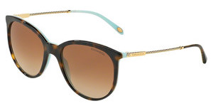 Tiffany TF4087B 81343B BROWN GRADIENTHAVANA/BLUE