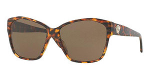 Versace VE4277 511573 BROWNANIMALIER BROWN/HAVANA