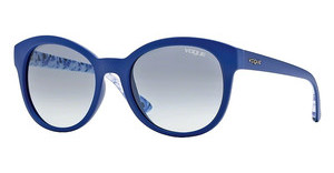 Vogue VO2795S 22258F BLUE GRADIENTMATTE BLUE