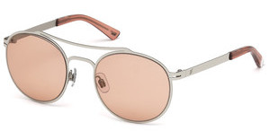 Web Eyewear WE0172 16E braunpalladium glanz