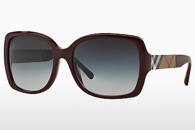 Gafas de visión Burberry BE4160 34038G - Rojas, Bordeaux