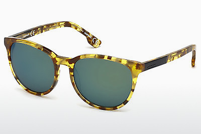 Gafas de visión Diesel DL0123 53Q - Havanna, Yellow, Blond, Brown
