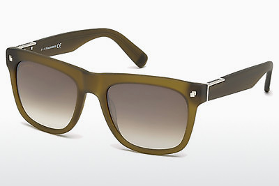 Gafas de visión Dsquared DQ0212 46P - Marrones, Bright, Matt