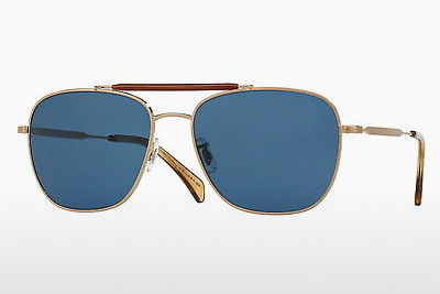 Gafas de visión Paul Smith ROARK (PM4079S 514580) - Oro