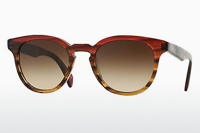 Gafas de visión Paul Smith SERLE (U) (PM8238SU 150013) - Púrpuras, Marrones, Havanna