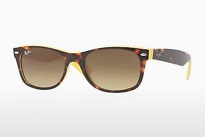 Gafas de visión Ray-Ban NEW WAYFARER (RB2132 601485) - Marrones, Havanna