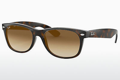 Gafas de visión Ray-Ban NEW WAYFARER (RB2132 710/51) - Marrones, Havanna
