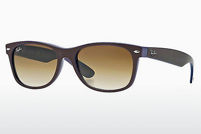 Gafas de visión Ray-Ban NEW WAYFARER (RB2132 874/51) - Marrones