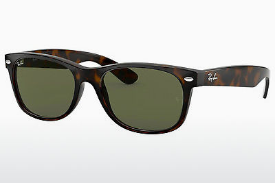 Gafas de visión Ray-Ban NEW WAYFARER (RB2132 902) - Marrones, Havanna