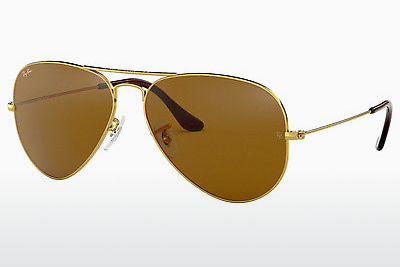 Gafas de visión Ray-Ban AVIATOR LARGE METAL (RB3025 001/33) - Oro