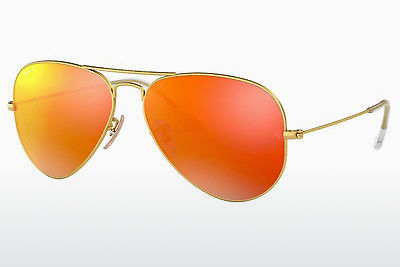 Gafas de visión Ray-Ban AVIATOR LARGE METAL (RB3025 112/4D) - Oro