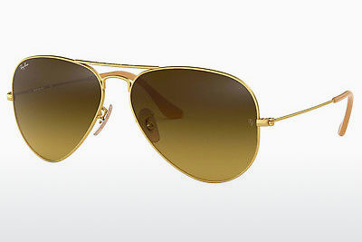 Gafas de visión Ray-Ban AVIATOR LARGE METAL (RB3025 112/85) - Oro