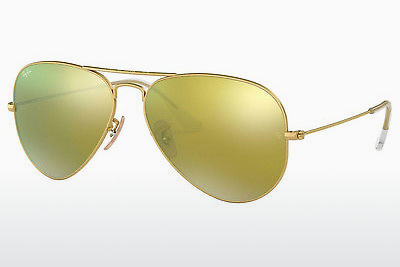 Gafas de visión Ray-Ban AVIATOR LARGE METAL (RB3025 112/93) - Oro