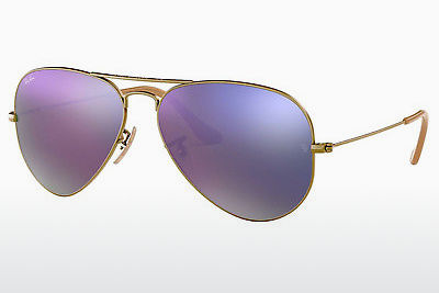 Gafas de visión Ray-Ban AVIATOR LARGE METAL (RB3025 167/4K) - Marrones