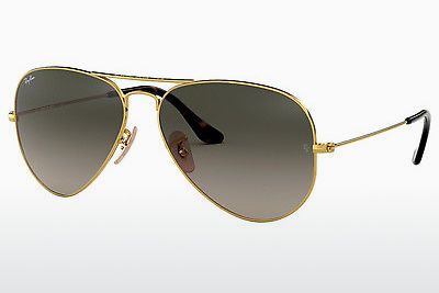 Gafas de visión Ray-Ban AVIATOR LARGE METAL (RB3025 181/71) - Oro