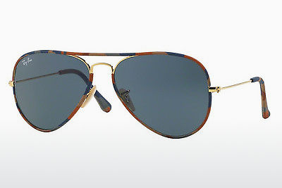 Gafas de visión Ray-Ban AVIATOR FULL COLOR (RB3025JM 170/R5) - Oro