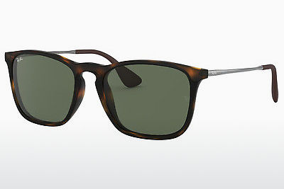 Gafas de visión Ray-Ban CHRIS (RB4187 710/71) - Marrones, Havanna