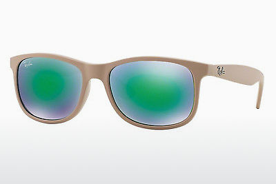 Gafas de visión Ray-Ban ANDY (RB4202 61543R) - Marrones