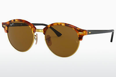 Gafas de visión Ray-Ban Clubround (RB4246 1160) - Marrones, Havanna