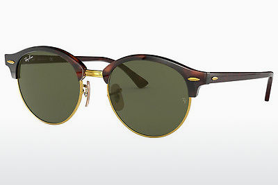 Gafas de visión Ray-Ban Clubround (RB4246 990) - Marrones, Havanna