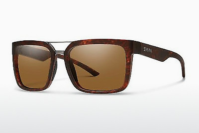 Gafas de visión Smith HIGHWIRE FWH/L5 - Marrones, Havanna