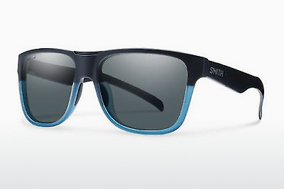 Gafas de visión Smith LOWDOWN XL WKB/EE - Negras, Azules