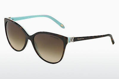 Gafas de visión Tiffany TF4089B 81343B - Marrones, Havanna