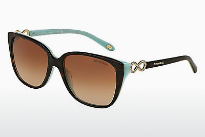 Gafas de visión Tiffany TF4111B 81343B - Marrones, Havanna
