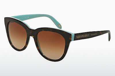 Gafas de visión Tiffany TF4112 81343B - Marrones, Havanna