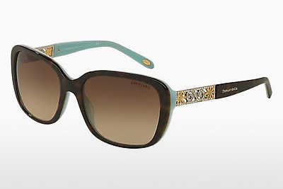 Gafas de visión Tiffany TF4120B 81343B - Marrones, Havanna
