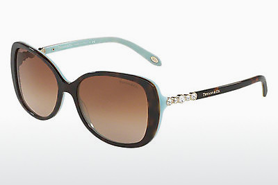 Gafas de visión Tiffany TF4121B 81343B - Marrones, Havanna