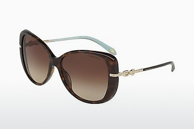 Gafas de visión Tiffany TF4126B 81343B - Marrones, Havanna