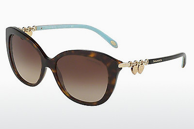 Gafas de visión Tiffany TF4130 81343B - Marrones, Havanna