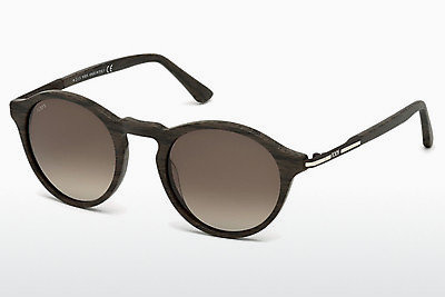 Gafas de visión Tod's TO0179 48K - Marrones, Dark, Shiny