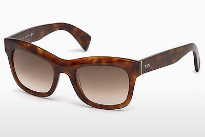 Gafas de visión Tod's TO0187 53F - Havanna, Yellow, Blond, Brown