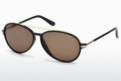 Gafas de visión Tom Ford Ramone (FT0149 01J) - Negras, Shiny