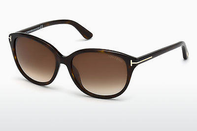 Gafas de visión Tom Ford Karmen (FT0329 52F) - Marrones, Dark, Havana
