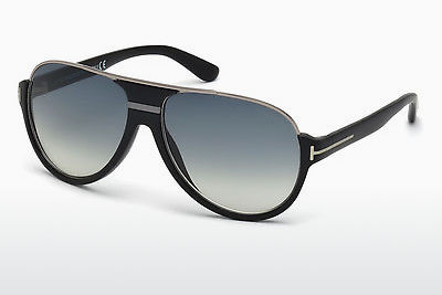 Gafas de visión Tom Ford Dimitry (FT0334 02W) - Negras, Matt