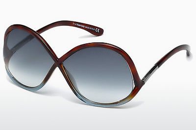 Gafas de visión Tom Ford Ivanna (FT0372 53W) - Marrones, Havanna, Amarillas