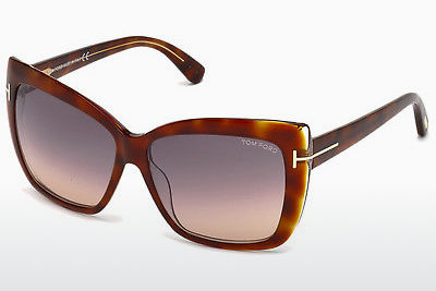 Gafas de visión Tom Ford Irina (FT0390 53F) - Havanna, Yellow, Blond, Brown