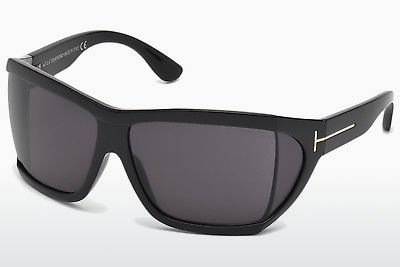 Gafas de visión Tom Ford Sedgewick (FT0402 01A) - Negras, Shiny