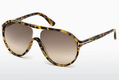 Gafas de visión Tom Ford Edison (FT0443 53F) - Havanna, Yellow, Blond, Brown