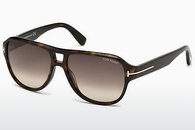 Gafas de visión Tom Ford Dylan (FT0446 52K) - Marrones, Dark, Havana