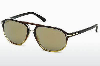 Gafas de visión Tom Ford Jacob (FT0447 05C) - Negras