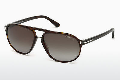 Gafas de visión Tom Ford Jacob (FT0447 52B) - Marrones, Havana