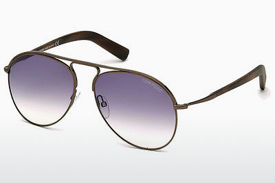 Gafas de visión Tom Ford Cody (FT0448 48Z) - Marrones, Dark, Shiny