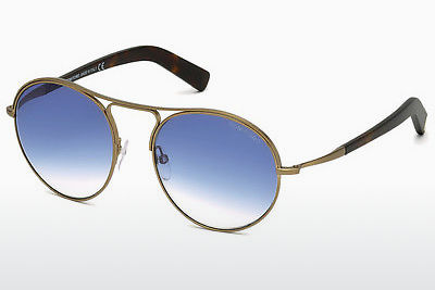 Gafas de visión Tom Ford Jessie (FT0449 37W) - Marrones, Dark, Matt