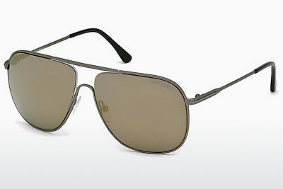 Gafas de visión Tom Ford Dominic (FT0451 09C) - Grises, Matt
