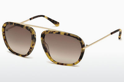 Gafas de visión Tom Ford Johnson (FT0453 53F) - Havanna, Yellow, Blond, Brown